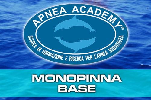 CORSO MONOPINNA – Livello AA Base