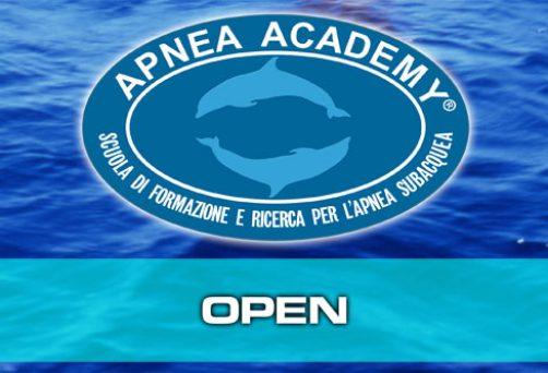 CORSO OPEN Apnea Academy